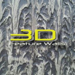 3D Feature Walls
